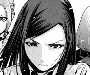 anime, manga, and kangoku gakuen image