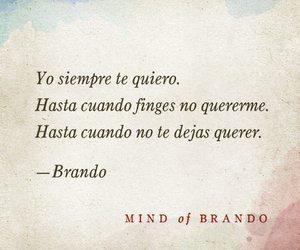 mind of brando and querer image