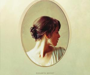 pride and prejudice, elizabeth bennet, and jane austen image