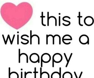 17, birthday, and happy birthday to me image
