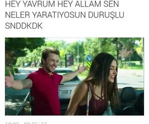 turkce, sözler, and komik image