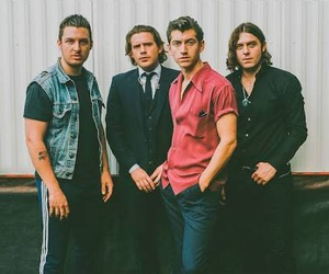 arctic monkeys, band, and alex turner image