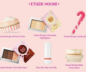 etude house, make up, and pink image