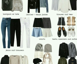 casual, fashion, and moda image