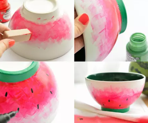 diy, watermelon, and ideas image