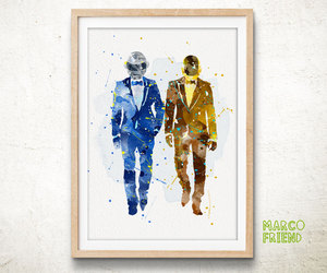 art print, electronic music, and etsy image
