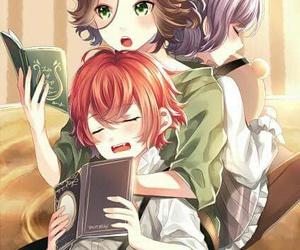 diabolik lovers, anime, and manga image