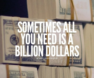 cash, money, and richness image