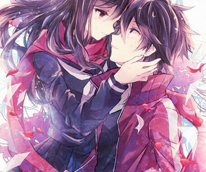 anime, ayano, and couple image
