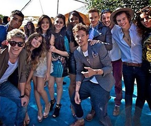 one direction, fifth harmony, and 1d image