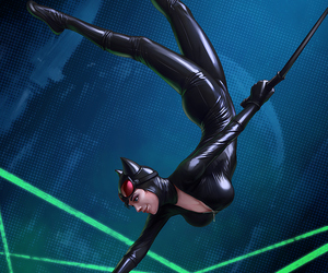catwoman and selina kyle image