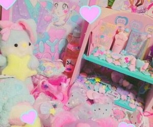 bedroom, kawaii, and room image