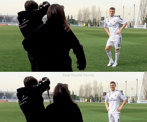 model, real madrid, and toni kroos image