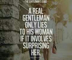 gentleman, quote, and love image