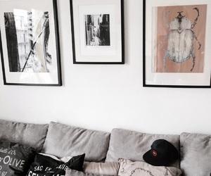 art, vienna, and bw image