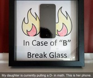 funny, parents, and daughter image