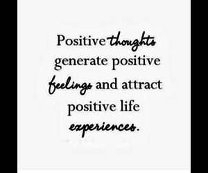 life, positive, and experience image