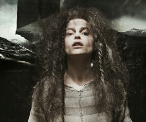 harry potter, hp, and bellatrix+lestrange image