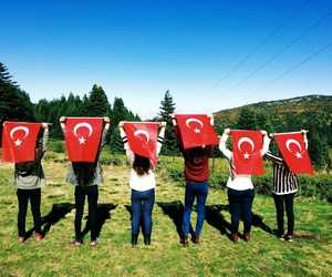 girls, turkey, and turkiye image