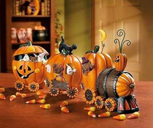 crafty, Halloween, and pumpkins image