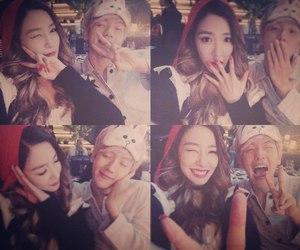 baekhyun, exo, and tiffany image