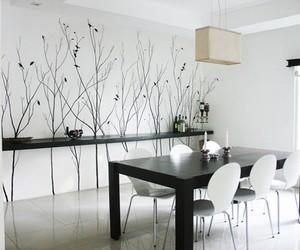 birds, kitchen, and interior image