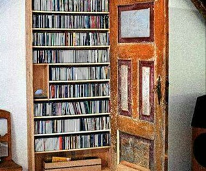 awesome, door, and shelf image