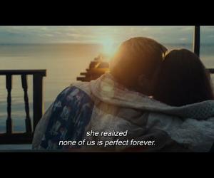couple, grunge, and horizon image