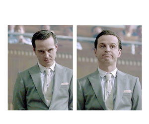 sh, james moriarty, and sherlock image