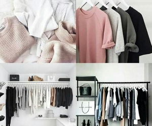 clothes, dressing, and fashion image