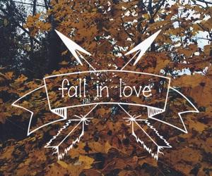 autumn, fall, and qoute image