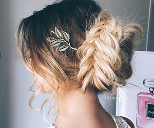 braid, goals, and hairstyle image