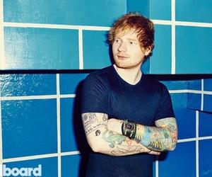 ed sheeran and photoshoot image