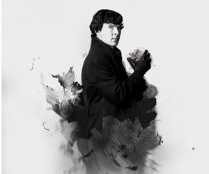 sh, benedict cumberbatch, and sherlock image