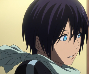 anime, yato, and cute image