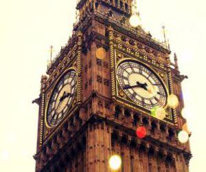 clock, london, and bigben image