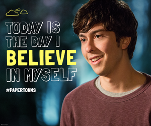 believe, john green, and paper towns image