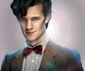 doctor who, dr. who, and matt smith image