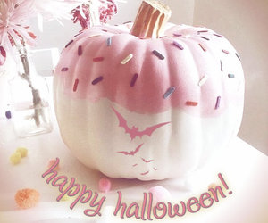 colors, Halloween, and pumpkin image