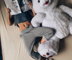 teddy bear, bear, and fitness image