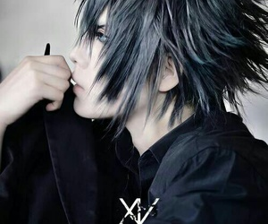 cosplay, noctis lucis caelum, and final fantasy xv image