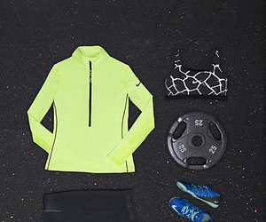 nike, fashion, and fitness image