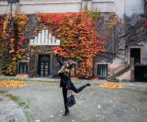autumn, Balenciaga, and blogger image