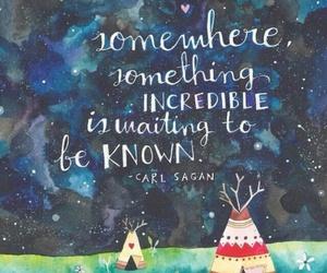 quotes, incredible, and carl sagan image