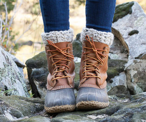 shoes, boots, and nature image