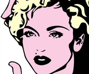 80's, madonna, and Icon Pop image