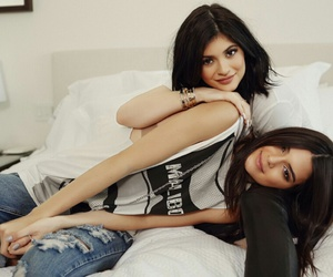 jenner, kyliejenner, and kylie jenner image
