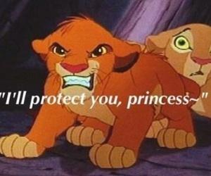 disney, princess, and protect image