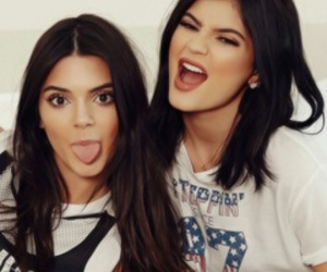 crazy, Kendall, and jenner image