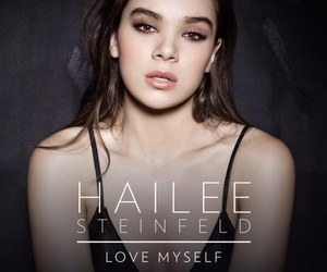love myself, music, and hailee steinfeld image